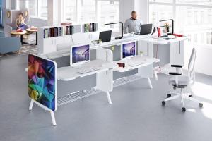Biuro dla informatyka - oni bardziej cenią nowoczesność