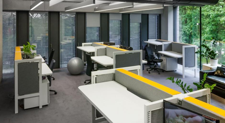 Biuro dla informatyka: nowoczesność na topie