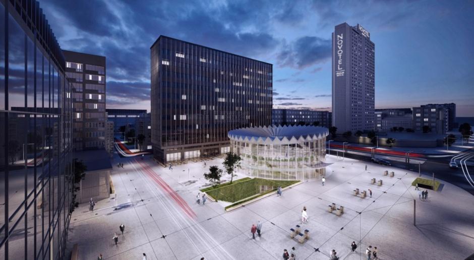 Budowa nowej Rotundy rozpocznie się w połowie 2016 r.
