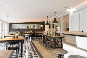 Skandynawski design i niemiecka jakość - hotel Kubatzki