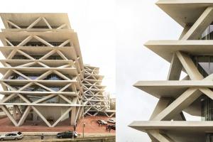 Tak się projektuje biurowce w Ghanie