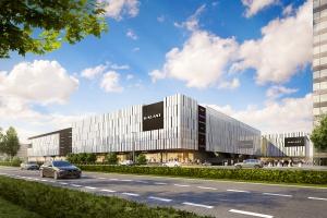 Inspiracją dla Galaxy w Szczecinie były Domy Towarowe Centrum