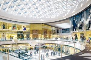 Rozbudowa CH Galaxy według projektu Open Architekci na starcie