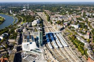 Podróż w przyszłość. Zobacz futurystyczny projekt w Holandii