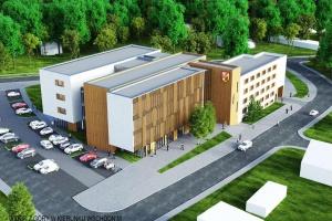 To oni odmienią budynek Starostwa w Białymstoku
