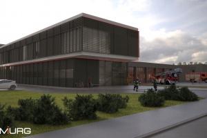 Projekt straży pożarnej - tu design też ma znaczenie