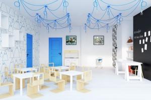 Pomysł na przedszkole w stylu skandynawskim