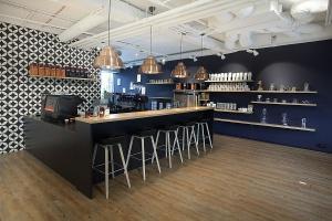 Zobacz komercyjne wnętrza w skandynawskim stylu