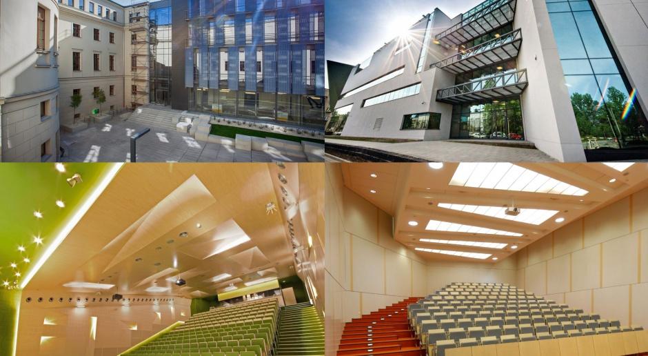 Współczesny uniwersytet to nowatorska przestrzeń