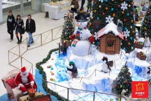 Święta z dziecięcych marzeń w CH Port Łódź