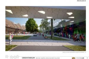 Tak będzie wyglądało nowoczesne Orientarium w Łodzi