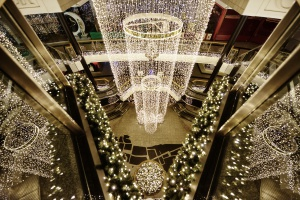 Galeria Krakowska w świątecznym wydaniu