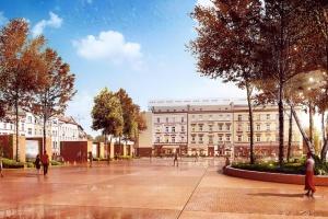 Pracownia Maćków wygrała konkurs na Plac Kopernika w Opolu