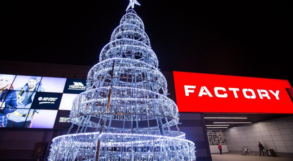 Factory Ursus w świątecznej oprawie