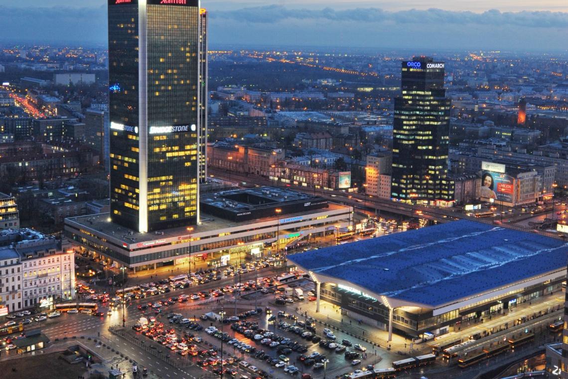 Co definiuje architekturę Dworca Centralnego?