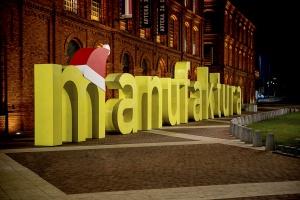 Manufaktura w Łodzi gotowa na święta