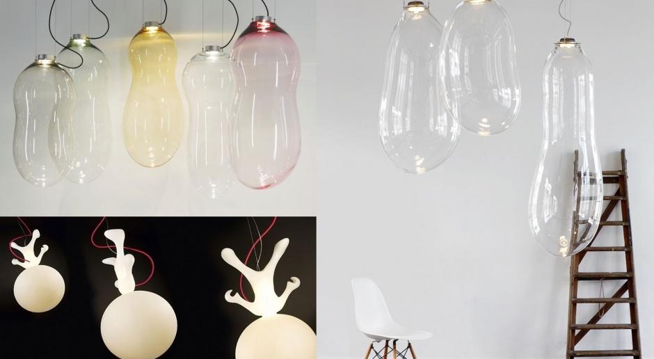 Zaskakujący design lamp Dark