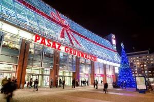 TOP 10 galerii handlowych w świątecznej odsłonie