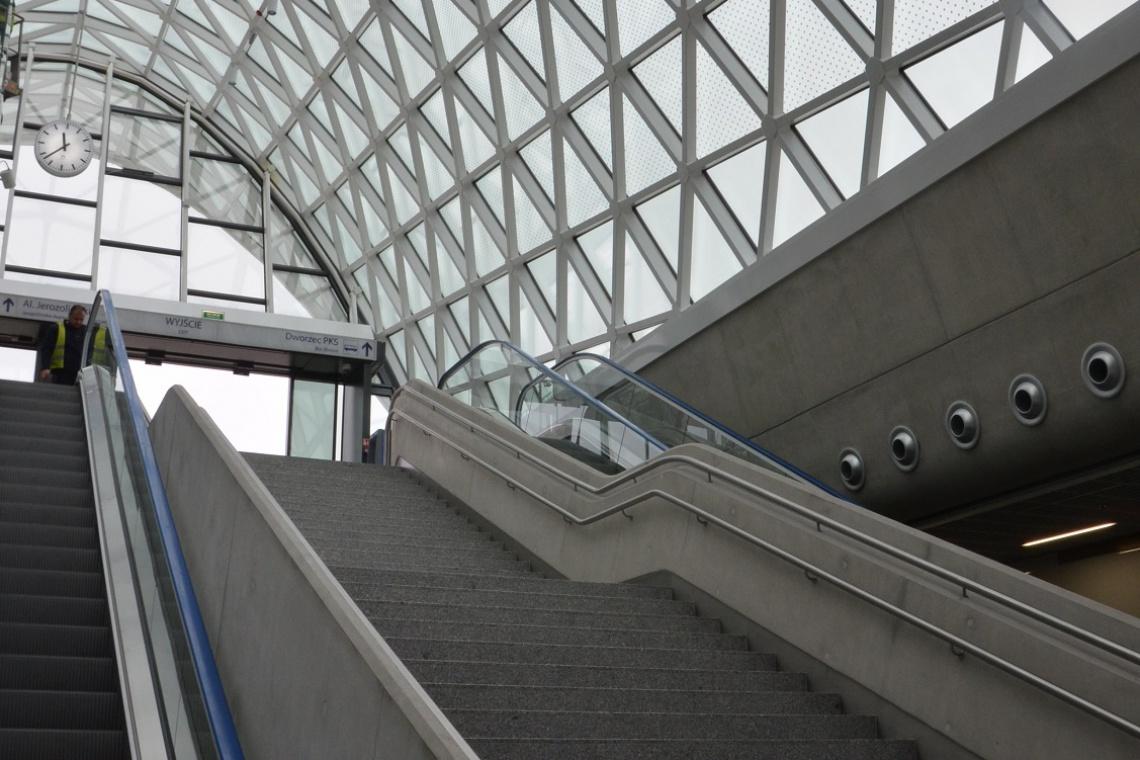Dworzec Warszawa Zachodnia jest już gotowy