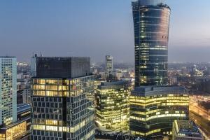 Warsaw Spire: Drugi budynek kompleksu gotowy