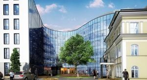 AHR Architects zaprojektowali Przystanek mBank w Łodzi