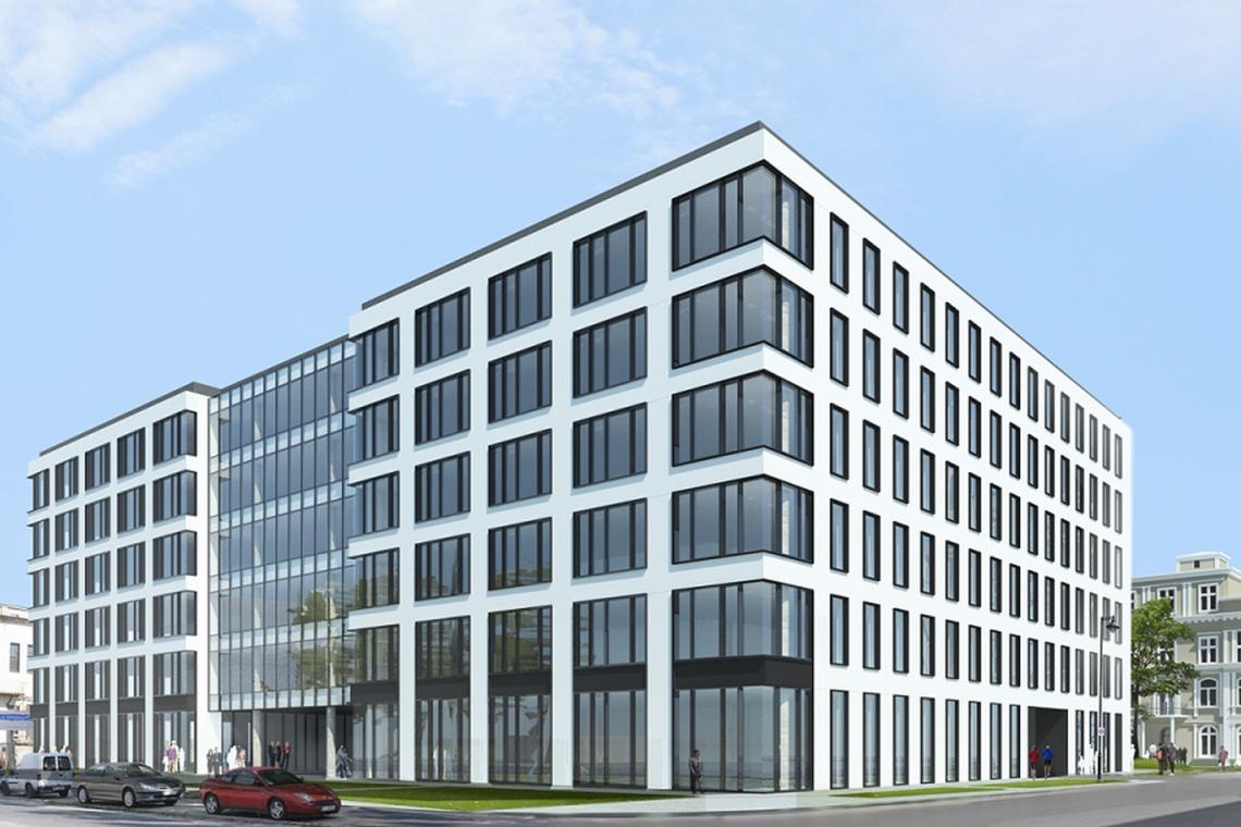 AHR Architects zaprojektowali, a Erbud wybuduje Przystanek mBank