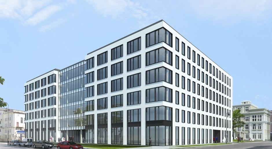 Nowa siedziba mBanku w Łodzi coraz bliżej ukończenia