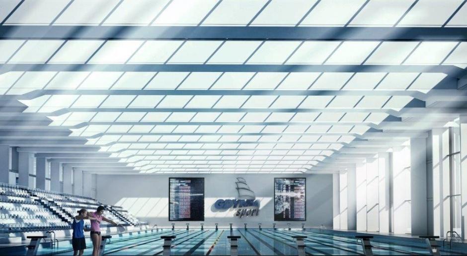 Pływalnia olimpijska powstanie w Gdyni. Umowa z architektami podpisana