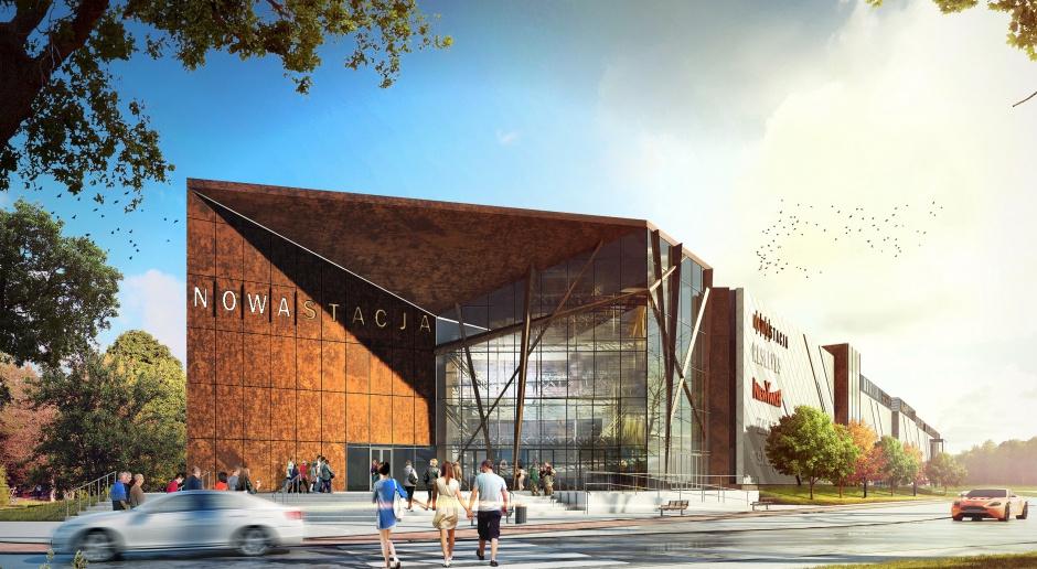 Pruszków zyska centrum handlowe. Projekt IMB Asymetria rośnie w oczach