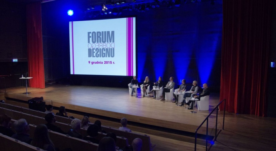 Odbyła się III edycja Forum Dobrego Designu