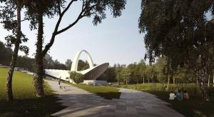 Zaglądamy na budowę Teatru Letniego w Szczecinie