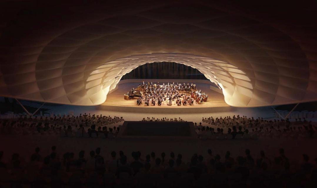 Rusza przebudowa Teatru Letniego. To będzie nowa wizytówka Szczecina