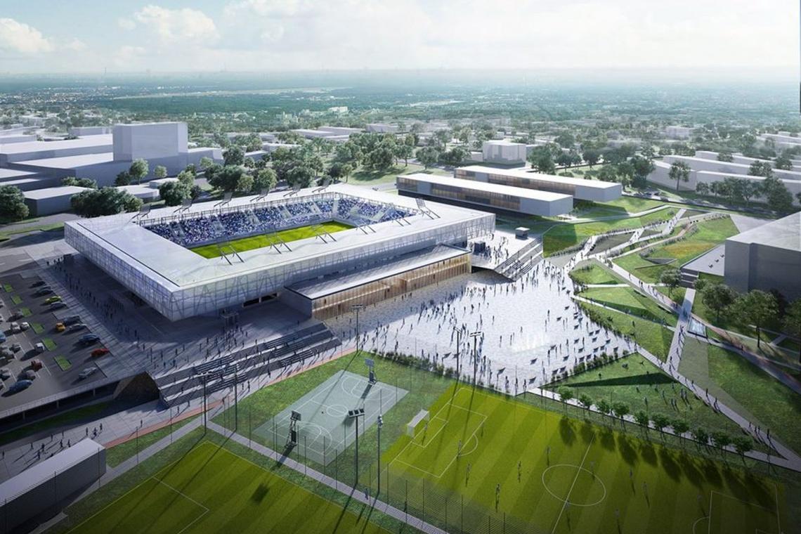 PIG Architekci z umową na projekt stadionu w Olsztynie