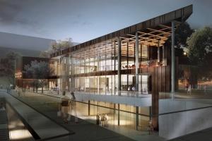 Co słychać na budowie Forum Gdańsk?