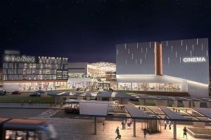 Budowa Forum Gdańsk już na półmetku