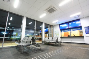 Innowacyjny dworzec w Ciechanowie