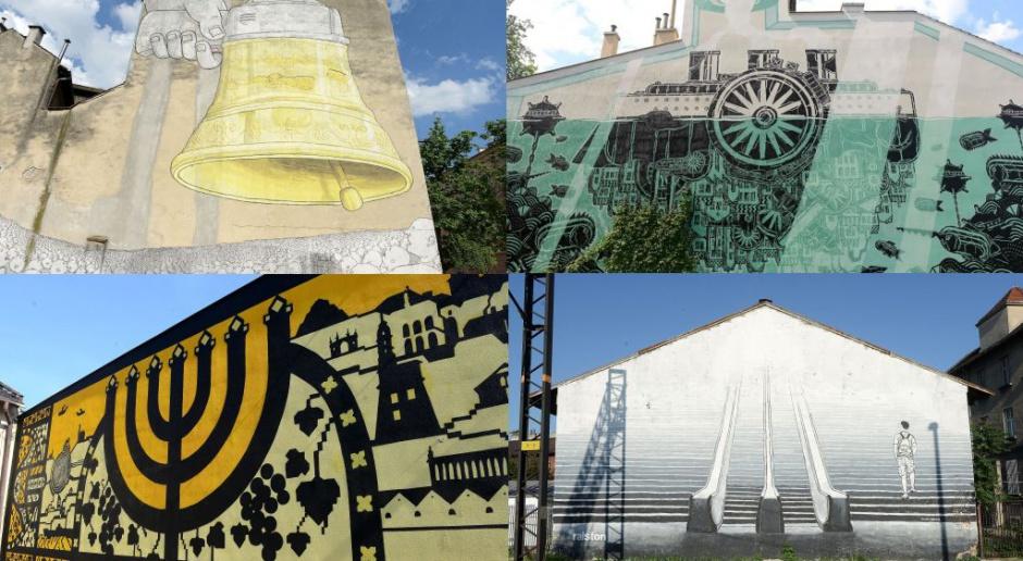 Czy murali jest za dużo w polskich miastach?