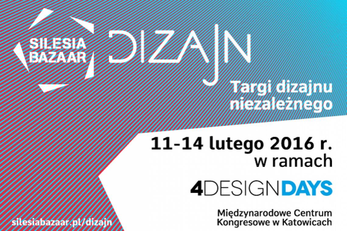 Szukasz niezależnego designu? Zapraszamy na Silesia Bazaar