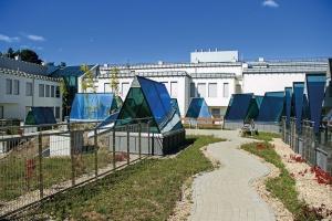 Kampus Uniwersytetu w Białymstoku łączy nowoczesność z naturą