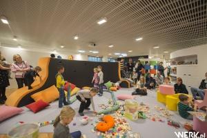 Nietuzinkowe miejsce dla najmłodszych w Polin