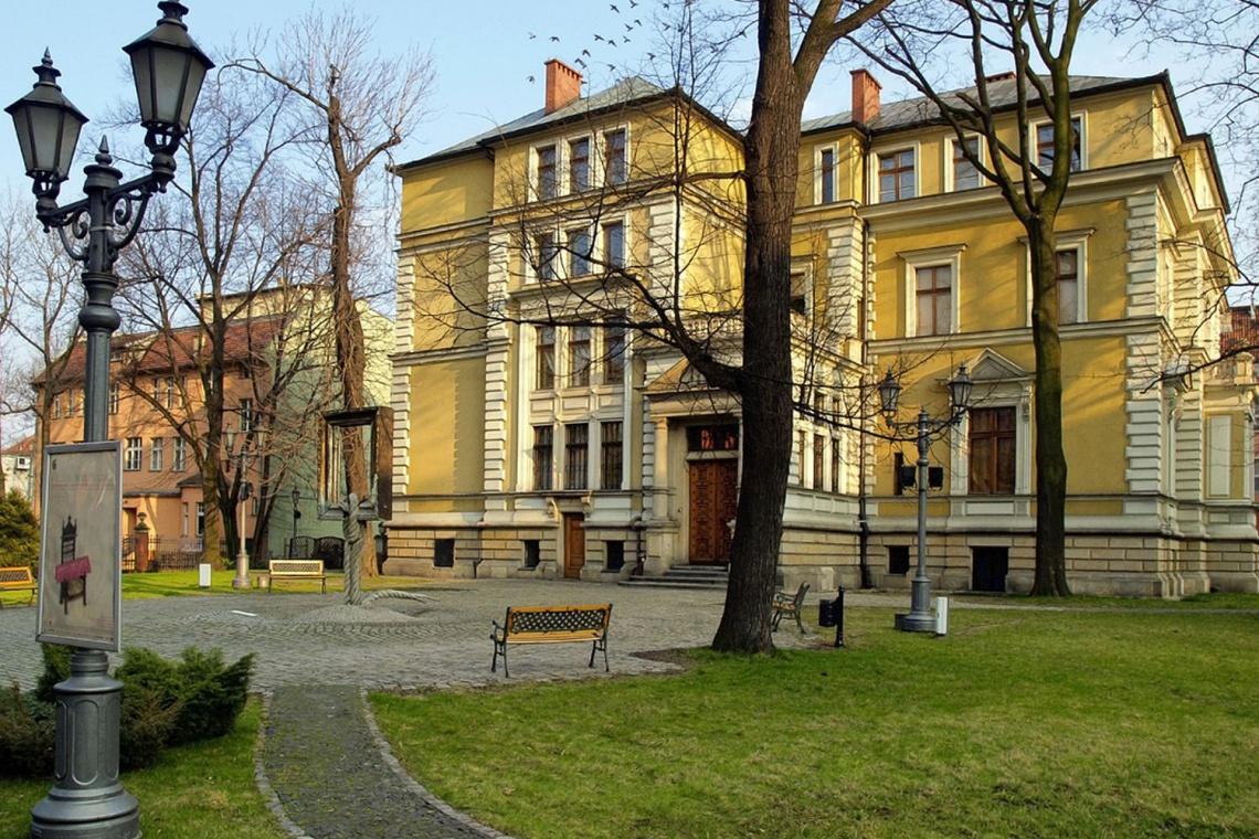 Muzeum w Gliwicach już po modernizacji