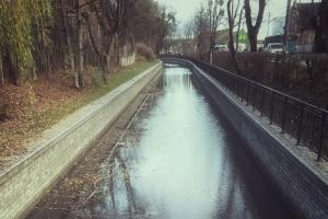 Średniowieczny Kanał Raduni po remoncie
