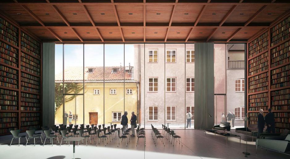 To ich projekt przywróci świetność Muzeum Literatury