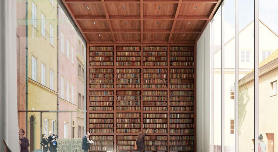 Od nowych przestrzeni po nagłośnienie. Muzeum Literatury do renowacji