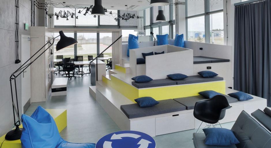 Transferownia - kreatywna przestrzeń do pracy