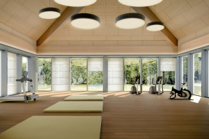 Uzdrowisko nowych doznań od Open Architekci
