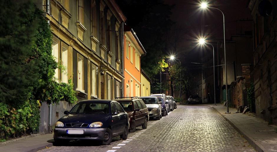 Kraków bardziej eko, po modernizacji oświetlenia ulicznego