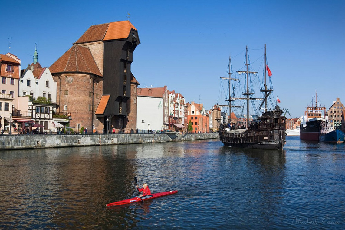 Gdańsk przekaże miliony na remont Bramy Nizinnej