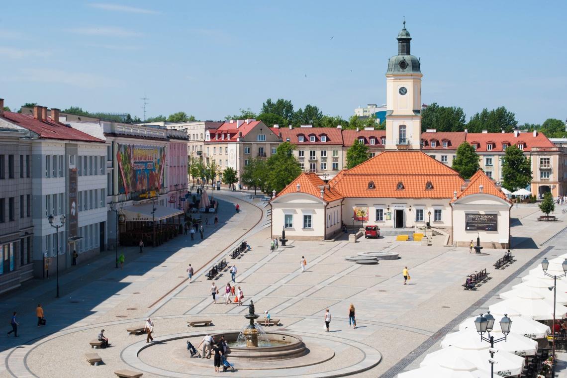 Wybrano koncepcję nowego dworca PKS w Białymstoku
