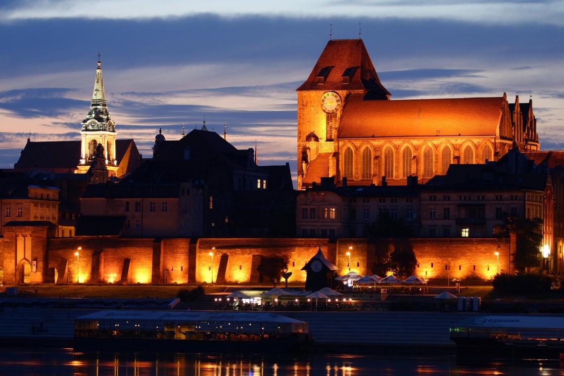 Dotacje na odnowę zabytków Torunia